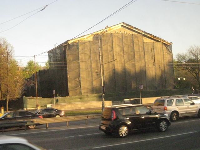 Управа района Перово дала разъяснения по вопросу о кинотеатре «Слава»