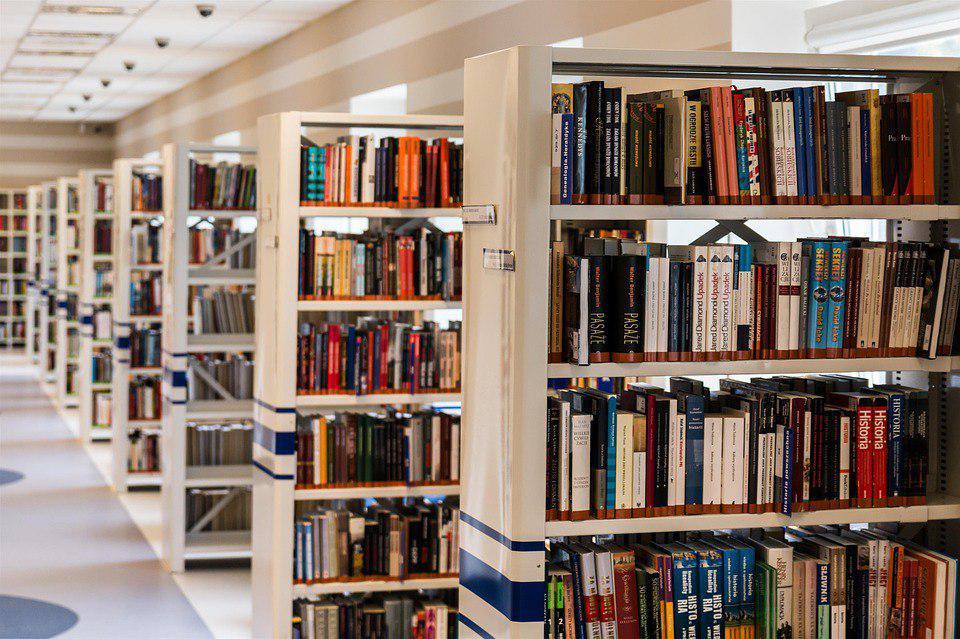 В библиотеке на Плеханова школьникам рассказали о пионерах