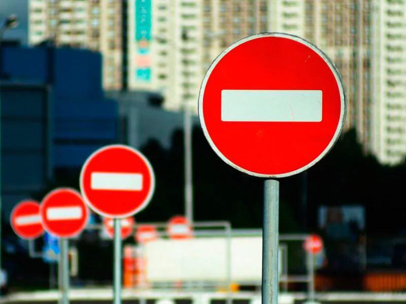 Работы по реконструкции съезда с Открытого шоссе на Северо-Восточную хорду перекроют два участка дорог в ВАО