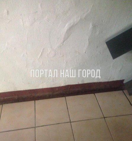 Электрооборудование отремонтировали в подъезде жилого дома на Зеленом проспекте