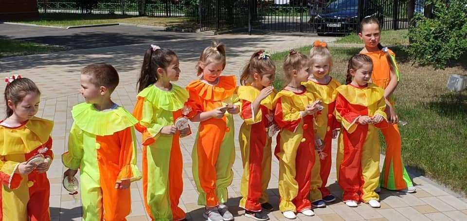 Праздничный концерт ко Дню России прошел во Дворце творчества детей и молодежи «Восточный»